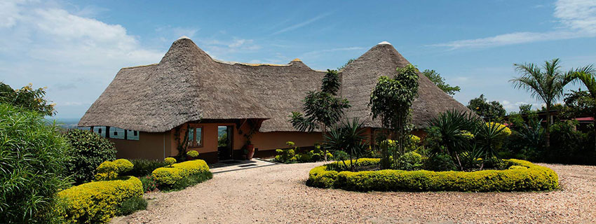 accommodation in Queen Elizabeth national park
