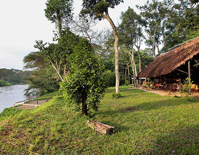 family accommodation at Queen Elizabeth national park