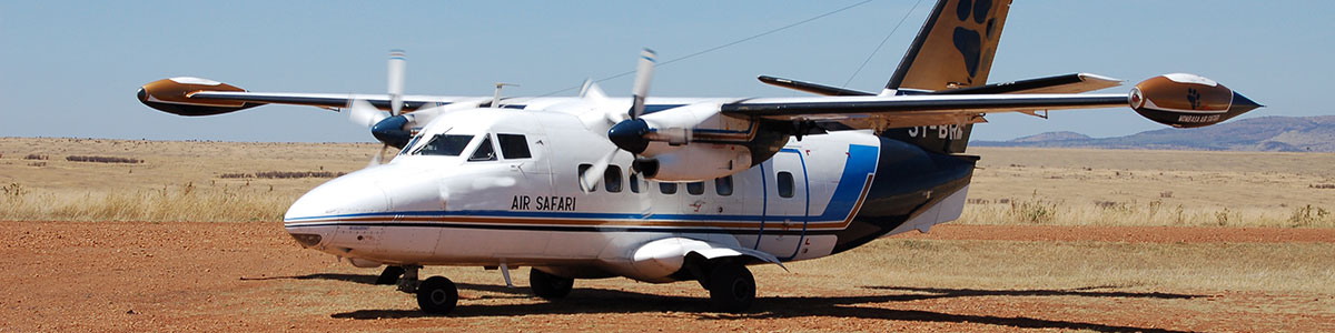 Chartered Private Jets & Helicopters in Africa